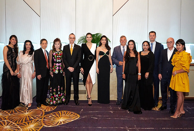 Mouawad Miss Universe Gala and Exhibition Dinner
