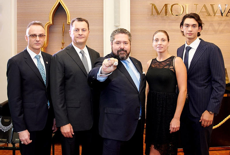 Mouawad Presents Simply Exceptional Private Viewing