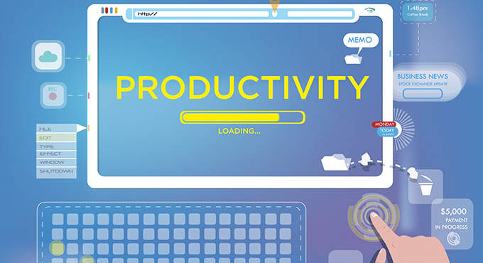 6 Ways the Internet Can Improve Productivity