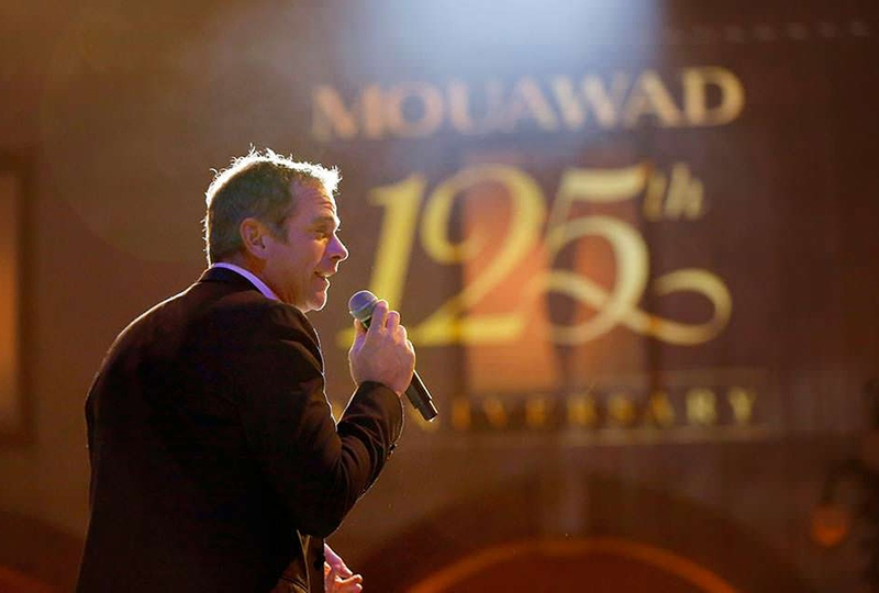 Mouawad's 125th Grand Anniversary Celebration in Lebanon